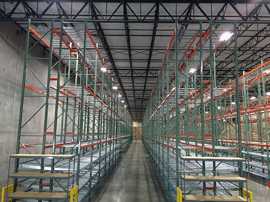 Carton Flow Systems Tabor Storage Solutions